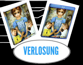 "[Auslosung] Tim Burton ""Big Eyes"" 