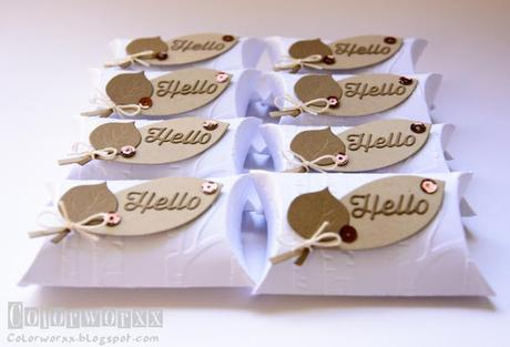 Herbstgoodies mit Stampin Up