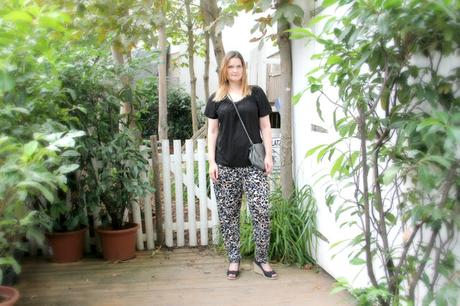 {Outfit} Urban Jungle Cat