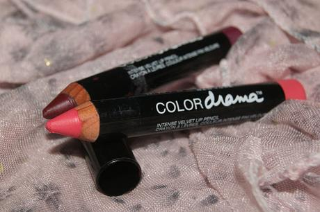 Maybelline Color Drama Intense Velvet Lip Pencil