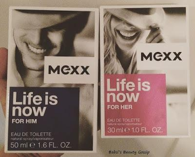 Duftreviews: Mexx Life ist now - Woman/Man....