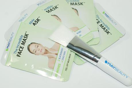 Maybeauty • The Incredible Face Mask