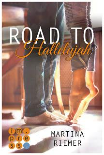 [Rezension] Road to Hallelujah (Band 1) von Martina Riemer