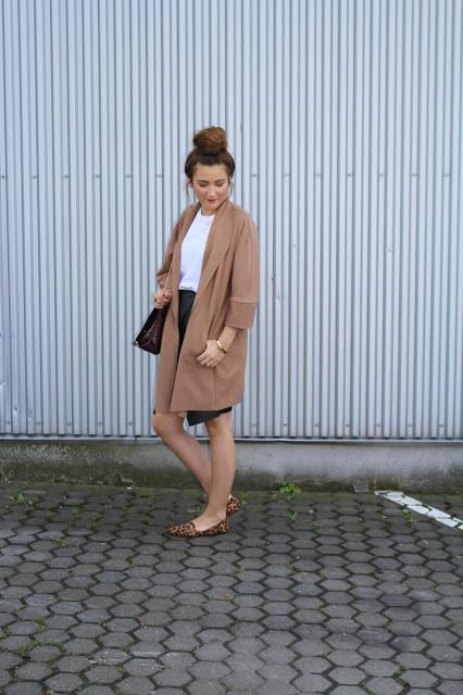 The Camel Cardigan