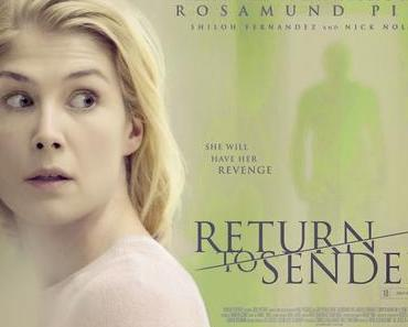 Review: RETURN TO SENDER - Rosamund Pike im freien Fall