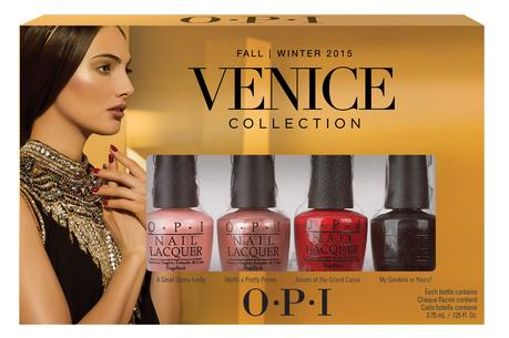 Venice calling Neu: O.P.I VENICE COLLECTION