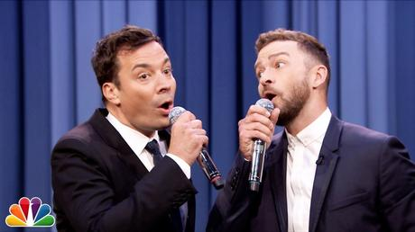 Video: History of Rap 6 (Jimmy Fallon & Justin Timberlake)