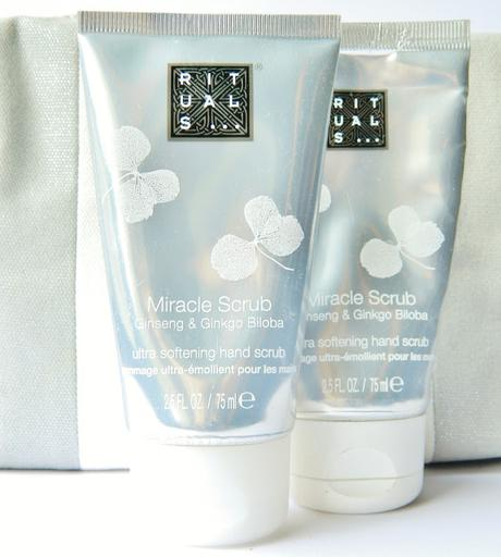 [REVIEW] RITUALS MIRACLE SCRUB