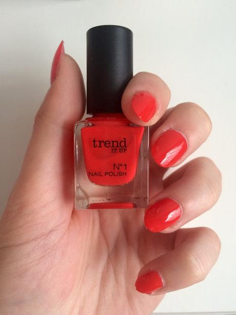 Review: Trend It Up No 1 Nailpolish 070
