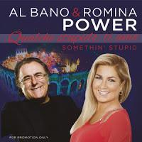Al Bano & Romina Power - Qualche Stupido Ti Amo (Somethin Stupid)