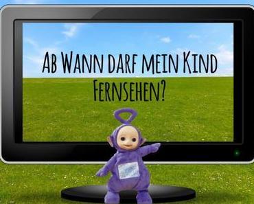 Ab wann darf mein Kind fernsehen? | Die Teletubbies grüßen
