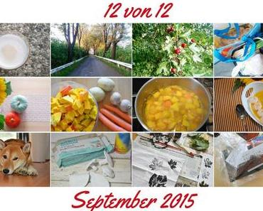 12 von 12 – September 2015
