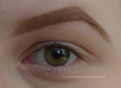 [Tutorial] Make Up Factory Ultrastay Brow Cream