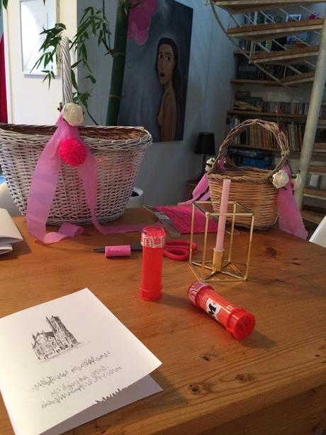 Countdown  -  Hochzeitsstress, Kleider und DIY