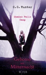 Hunter, C.C.: Shadow Falls Camp 1 – Geboren um Mitternacht
