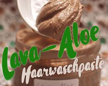 Lava-Aloe Haarwaschpaste