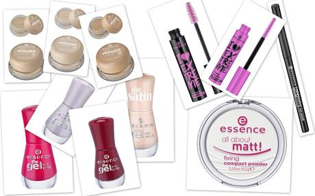 "[Preview] essence trend edition ""most loved collection"""