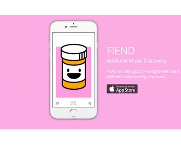 Fiend.fm – Die knuffigste App für Musikentdeckung