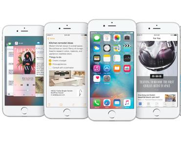 Apple stellt iOS 9 zum Download bereit
