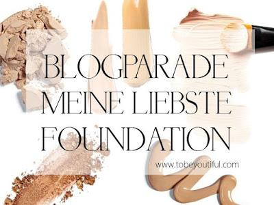 Blogparade Makellos - Meine liebste Foundation
