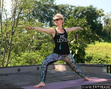 Bunt und atemberaubend! Meine liebsten Yoga Tights 2015