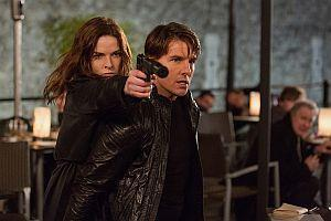 """Mission: Impossible - Rogue Nation"" [USA 2015]"