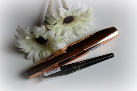 Astor Lash Beautifier Volume Mascara & EyeArtist Luxury Kajal