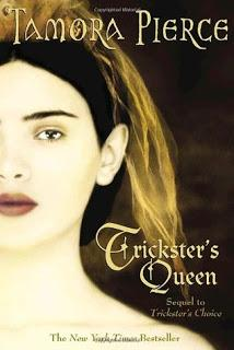 Rezension: Trickster's Queen / Tamora Pierce (2/2)