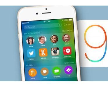 Wollen Sie von Android zu iOS 9 wechseln?