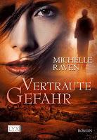 [Rezension] Michelle Raven Hunter Serie Band