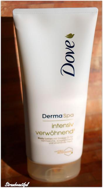 [Review] Dove DermaSpa intensiv verwöhnend³