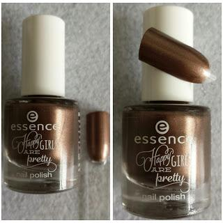 essence Happy girls are pretty 06 THE COCO SIDE OF LIFE Nagellack