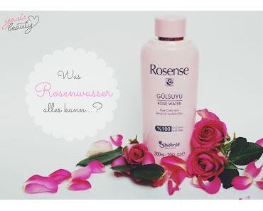 Rosenwasser - Rosens