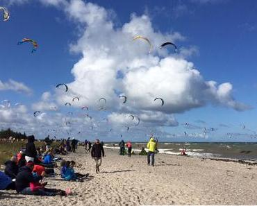 Das war der Coast 2 Coast Kitesurf-Marathon 2015 auf Fehmarn!