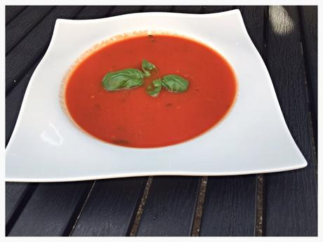 Weltbeste Tomatensuppe