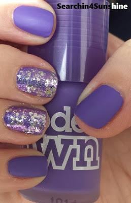 [Nails] Lacke in Farbe ... und bunt! LILA mit models own NP 158 Pukka Purple