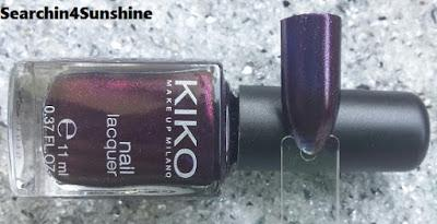 [Nails] KIKO 497 Pearly Indian Violet - eine Schönheit