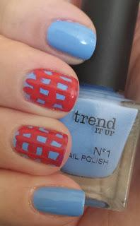 [Nails] trend IT UP N°1 Farbe 100 nochmal verkorkst