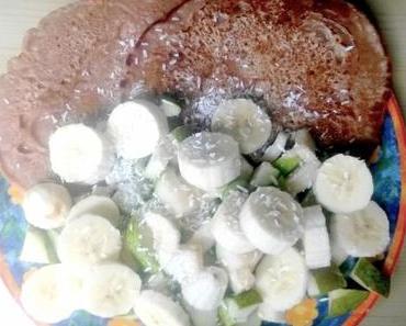 Vegan Breakfast: Zimt-Kokos-Pancakes