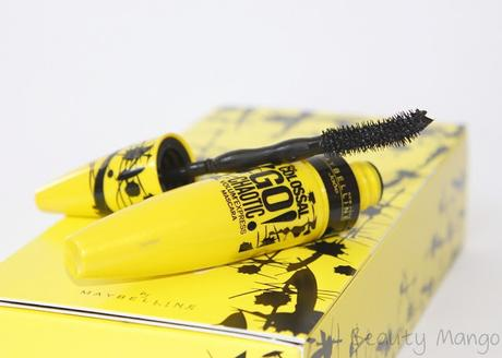 [Review] Maybelline Colossal Go Chaotic! Volum' Express Mascara