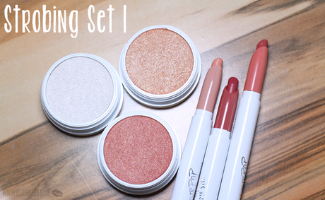 |Fall| ColourPop Cosmetics Ultra Matte Strobing Power such wow much colours