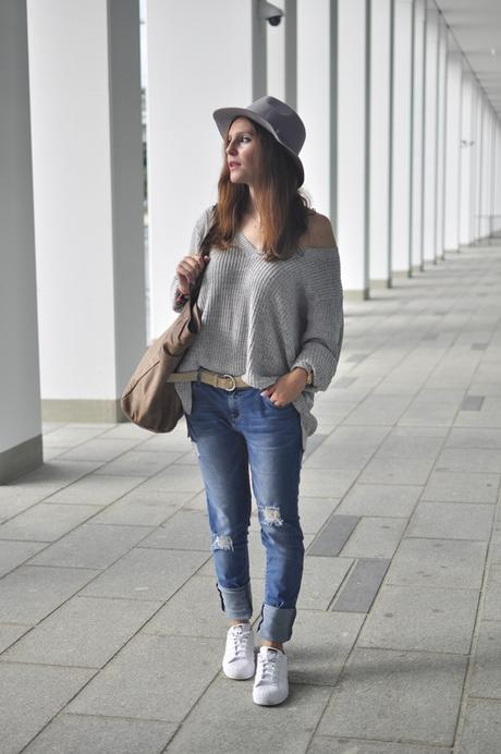 OUTFIT | Cozy Fall Look