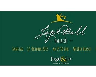 Termintipp: Jägerball in Mariazell mit der Meissnitzer Band