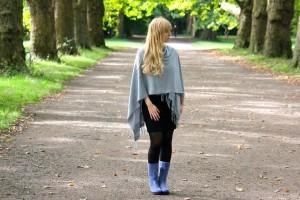 Herbst-Outfit: vegan