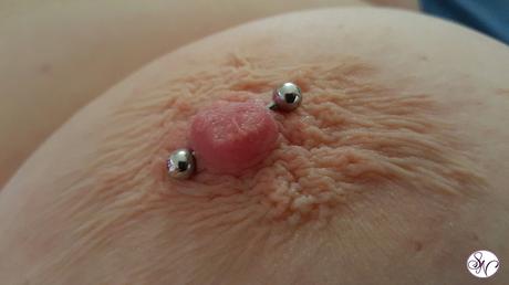 Schmerzen brustwarzenpiercing