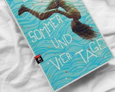 Rezension | Ein Sommer und vier Tage von Adriana Popescu
