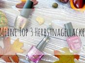 Meine Herbstnagellacke Blogparade