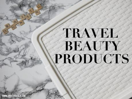 [organises...] Her Travel Beauty Products