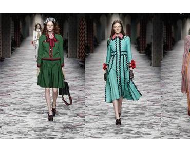 Gucci – Fashion Week Mailand Frühjahr-Sommer 2016