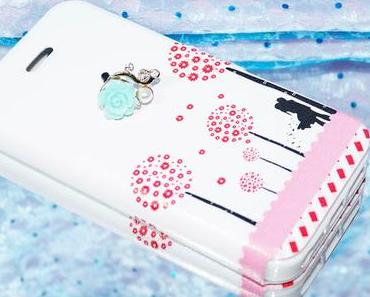 MAXFE.CO PU Leder Flip Case für iPhone 5 5S ~ gutes Case zum günstigen Preis